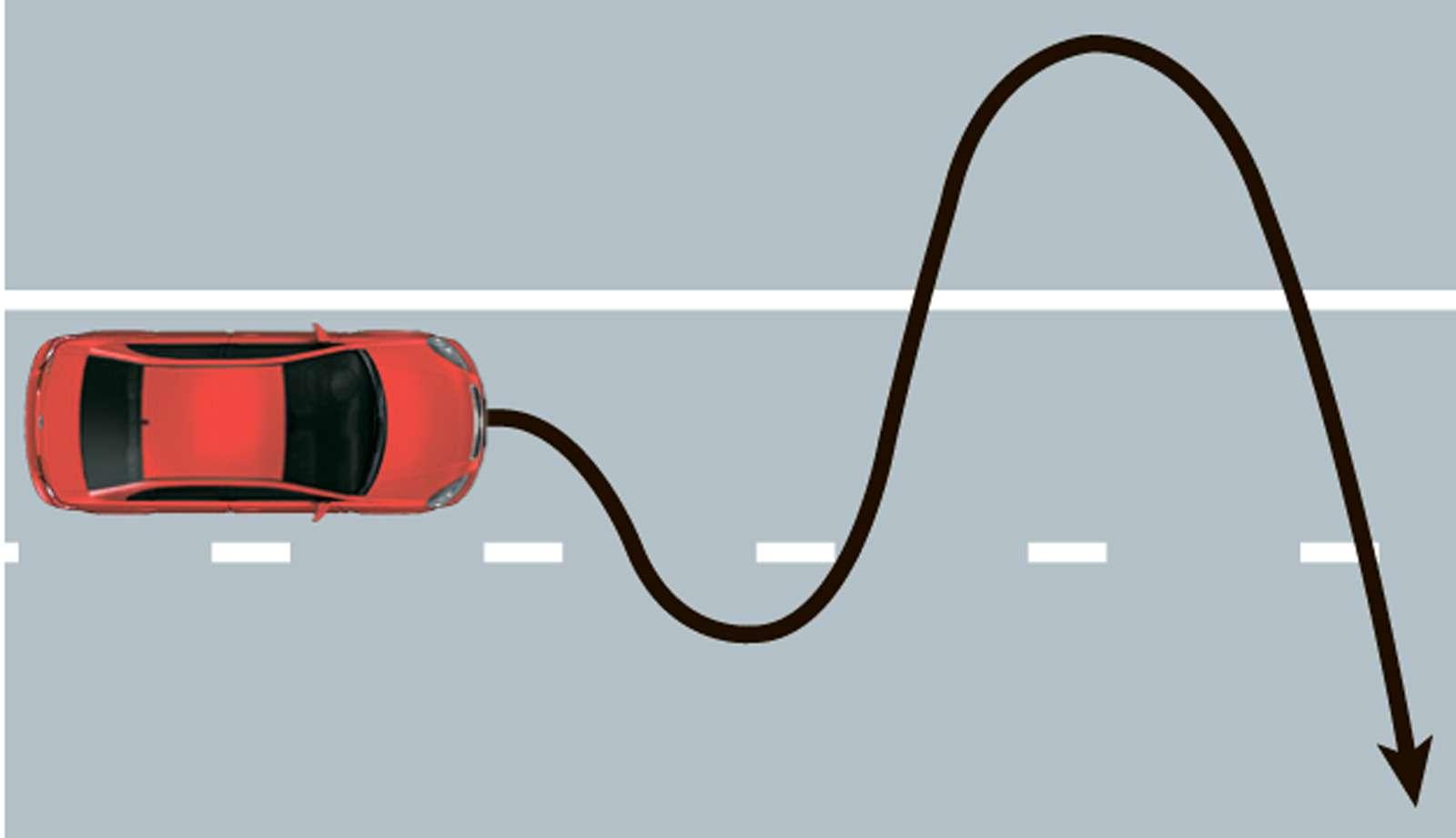 Почему происходят аварии: рейтинг причин ДТП отэкспертов ЗР— фото 604671