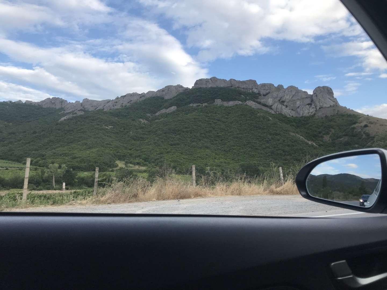 В Крым через мост наарендованном Hyundai Solaris— рассказ читателя ЗР— фото 899514