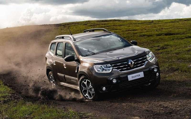Новый Renault Duster— названа дата выхода вРФ