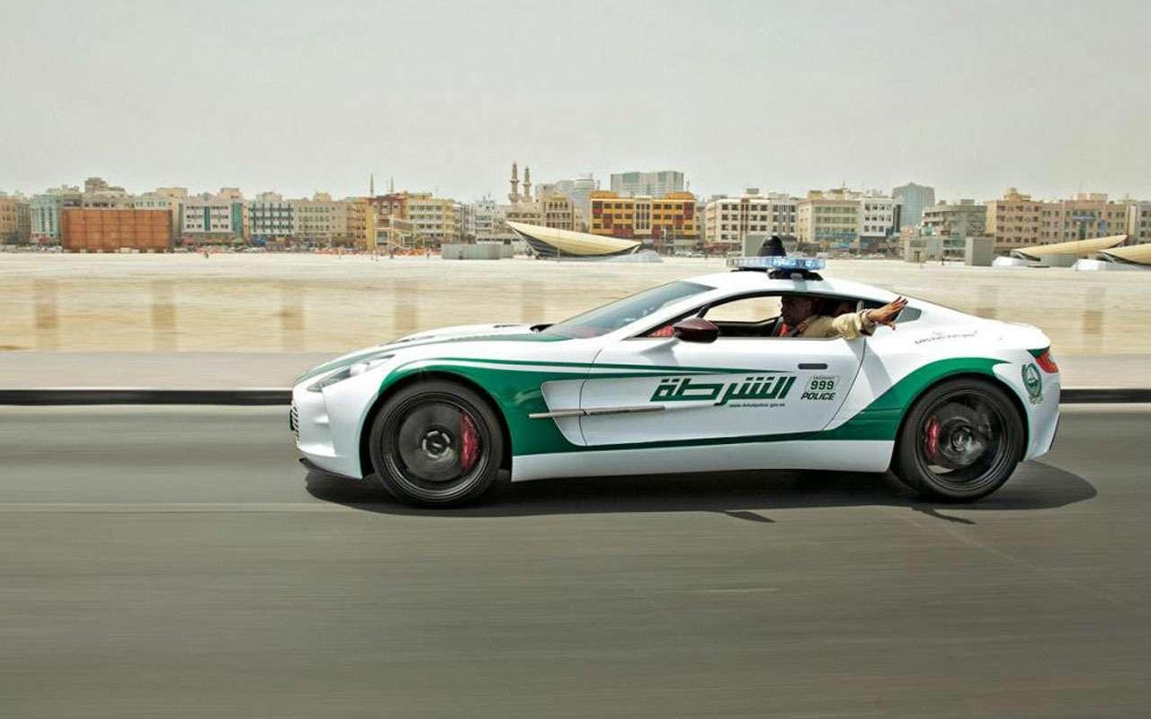 Топ-22 лучших ихудших полицейских автомобилей мира— фото 983534
