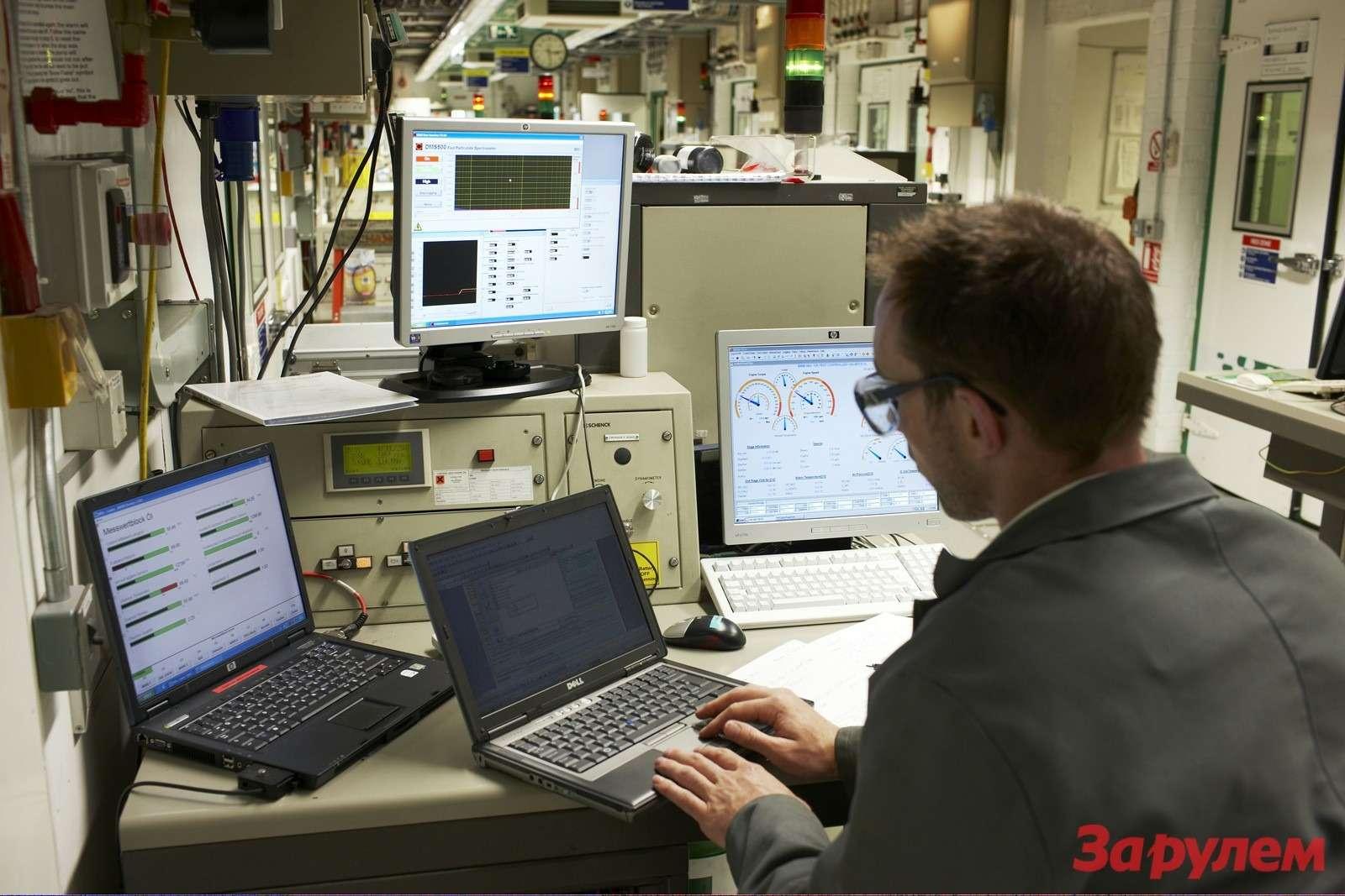 BPTechnology Centre, Pangbourne.