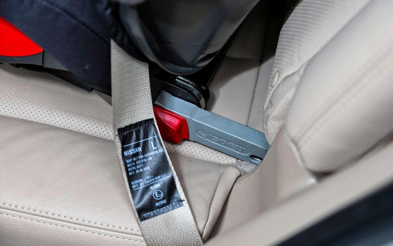 Длительный тест Nissan X‑Trail: один, нобольшой недостаток— фото 988297