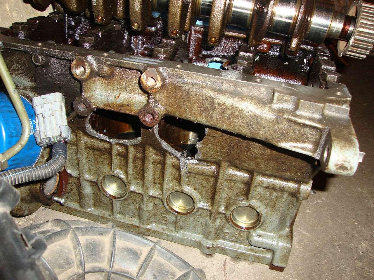 Контрактные двигатель икоробка— все ваши риски. Советы эксперта— фото 980944