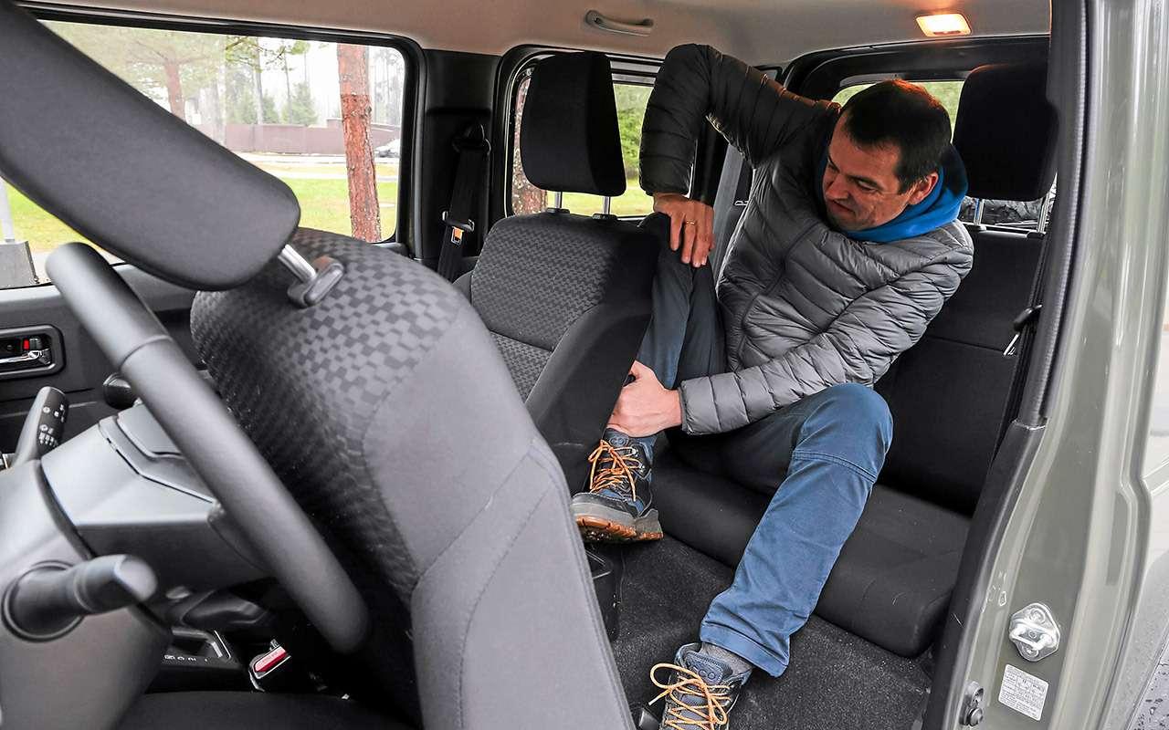 Удовольствия за1,5млн: Kia Soul против Suzuki Jimny— фото 1085641