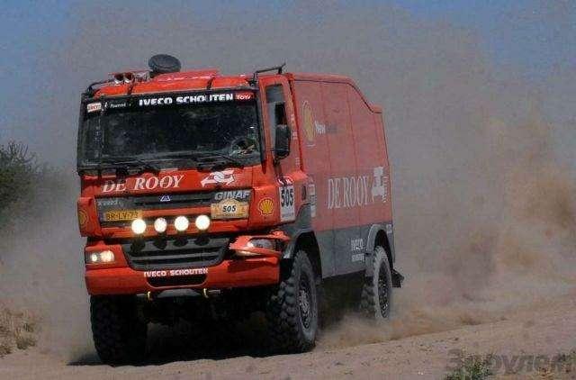 Дакар-2009: Песок по-аргентински— фото 5985
