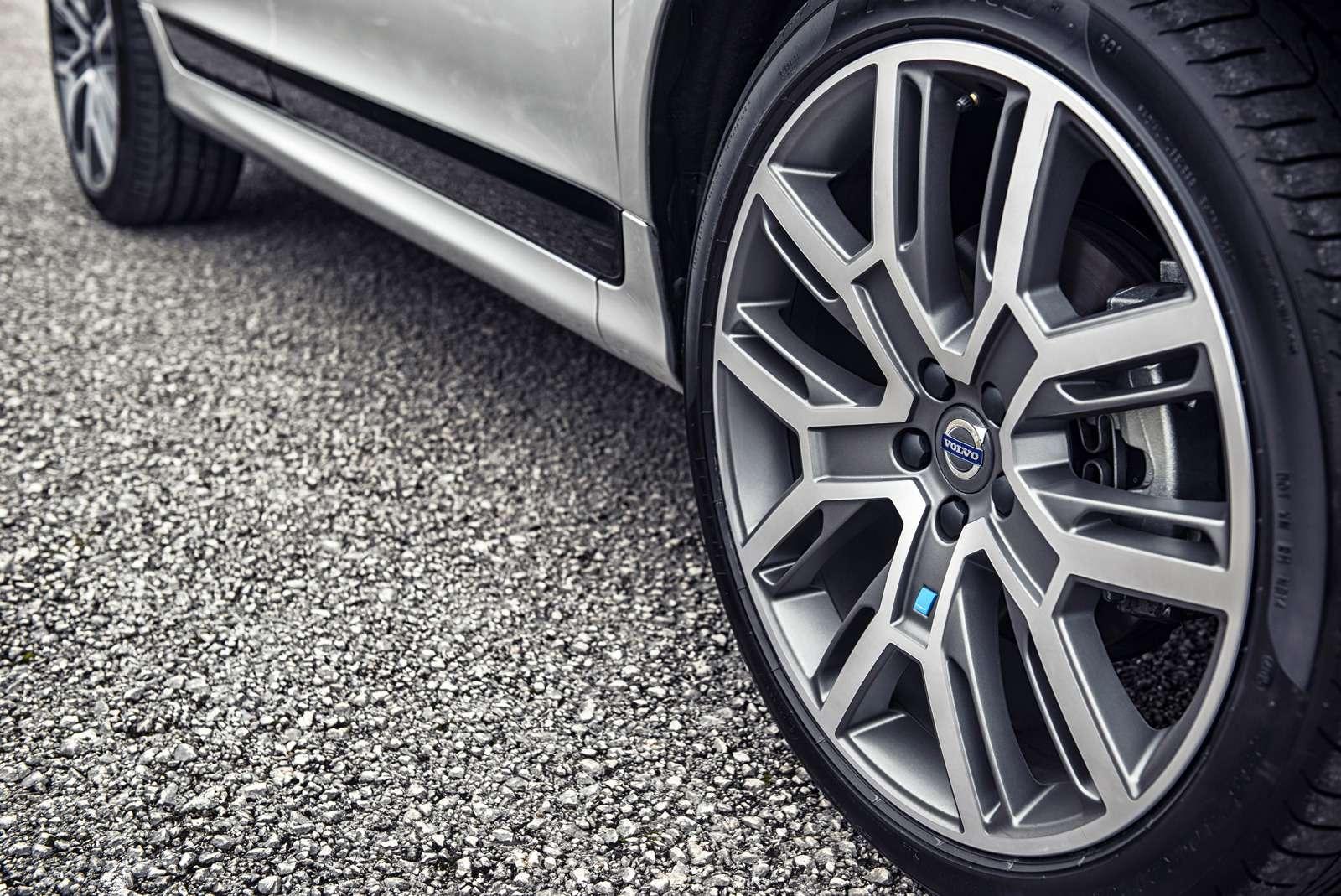 Volvo соспециями: дегустируем спортпакет Polestar— фото 586613