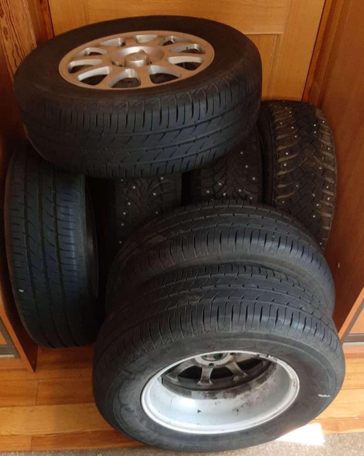 Каквыгоднее хранить шины— все способы— фото 1125232