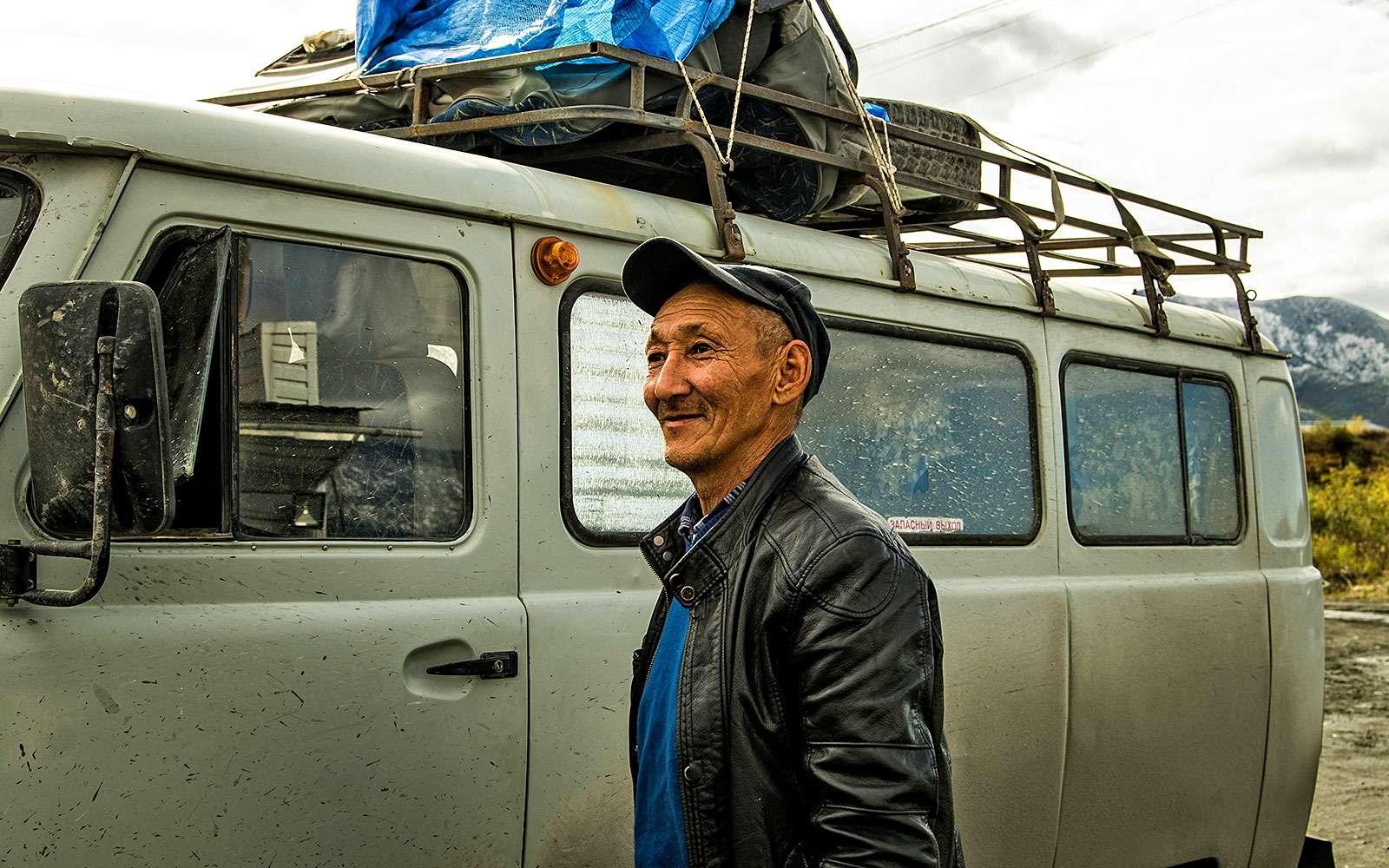 Тряска накостях: ужасы икрасоты трассы «Колыма»— фото 671494