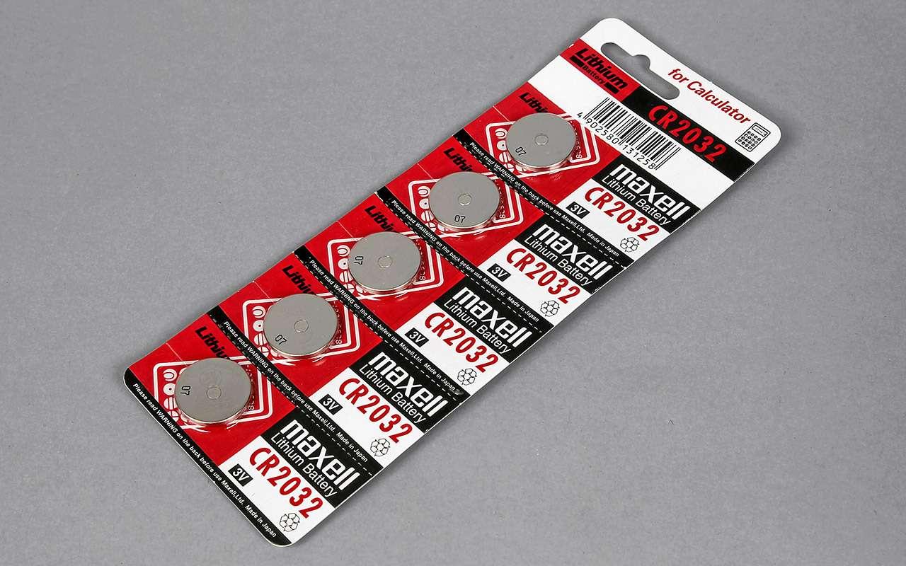 Батарейки-«таблетки»: выбираем лучшую— фото 1260072