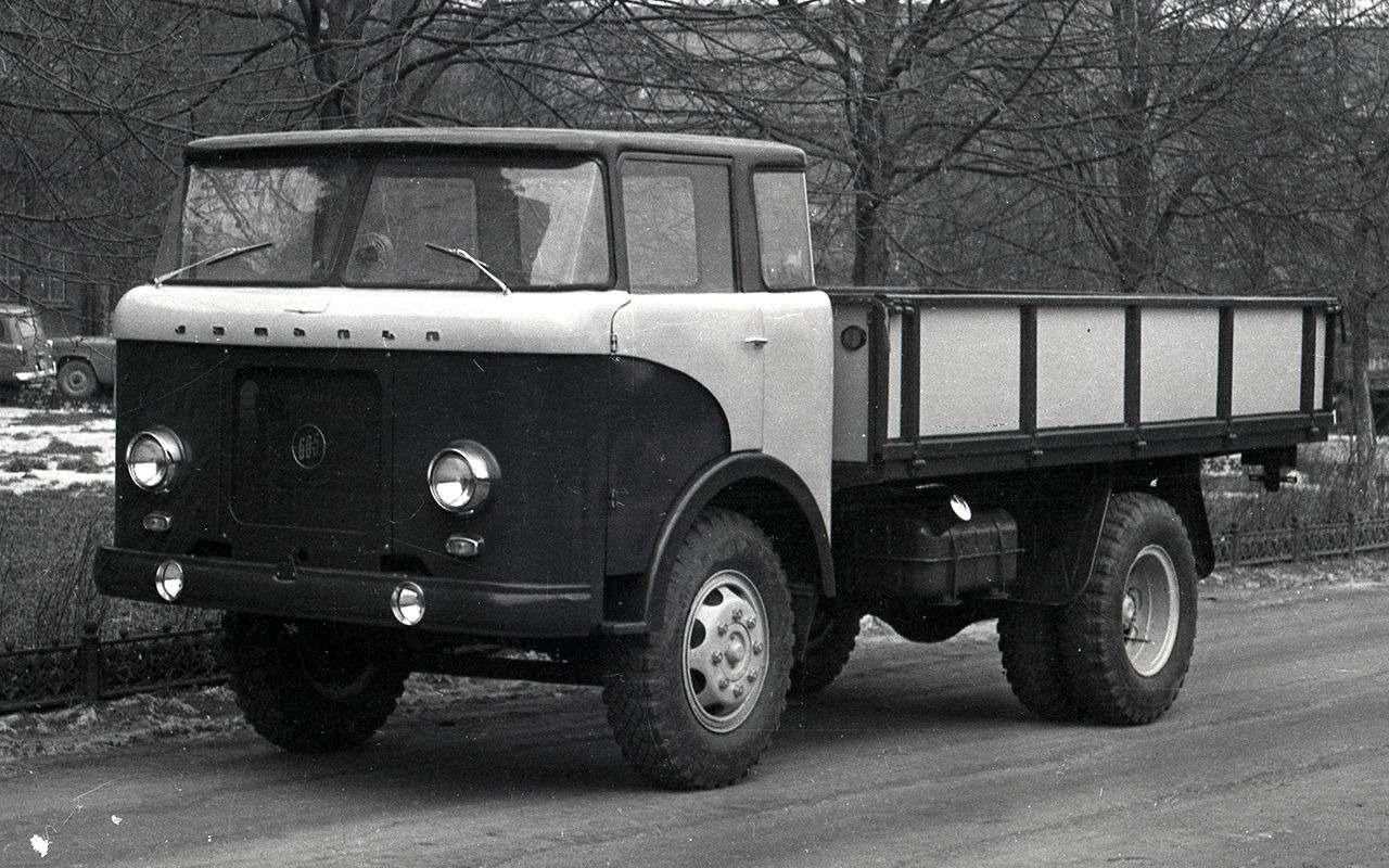 Наши грузовики, которых выникогда невидели— фото 875242
