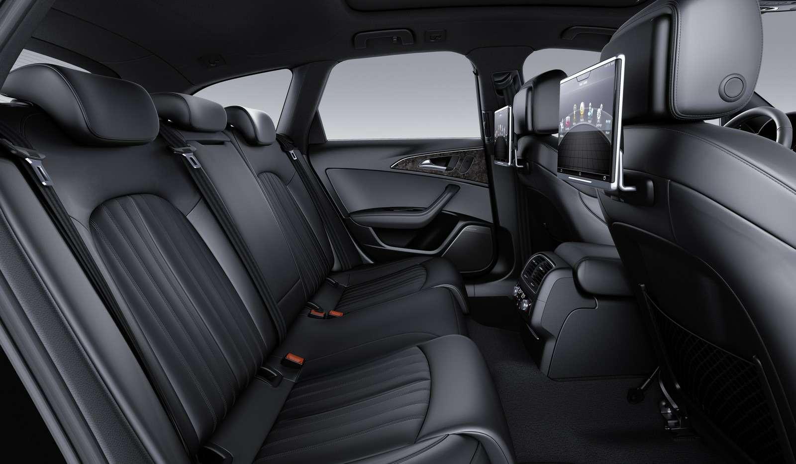 Обновленное семейство Audi A6/A7 хочет понравиться гаджетоманам— фото 579074