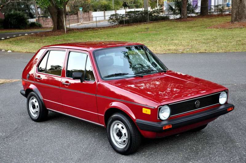 5 VW Rabbit no copyright