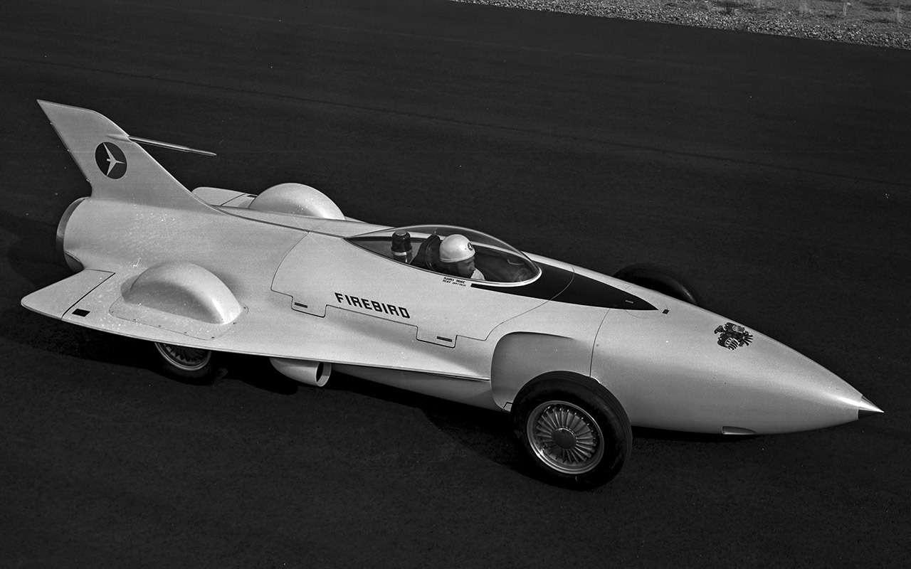 Автомобили савиационными двигателями— советские инетолько— фото 912930