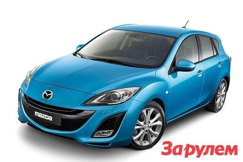 Mazda3 kredit