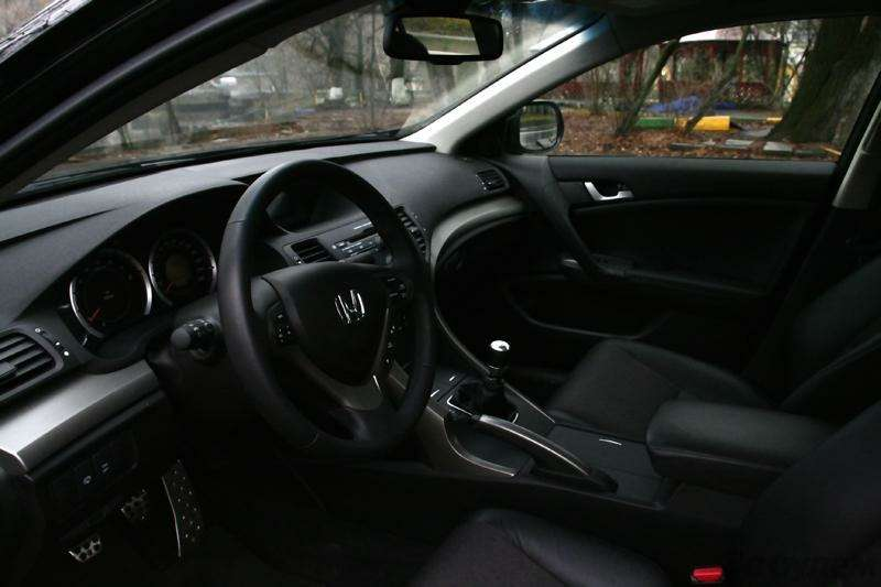 Тест Honda Accord Type-S: Разум или чувства (ВИДЕО)— фото 5857