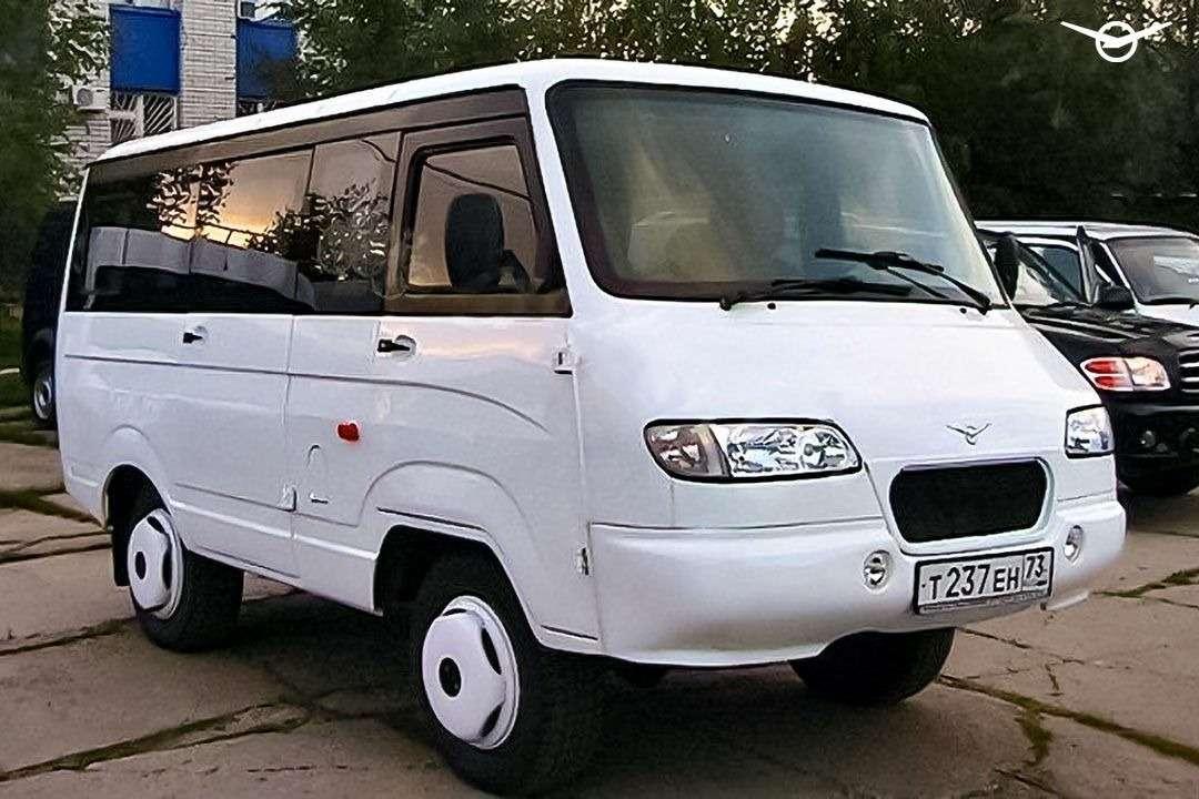 Неожиданная модификация: УАЗ вспомнил обуникальной концепции «буханки»— фото 1001068