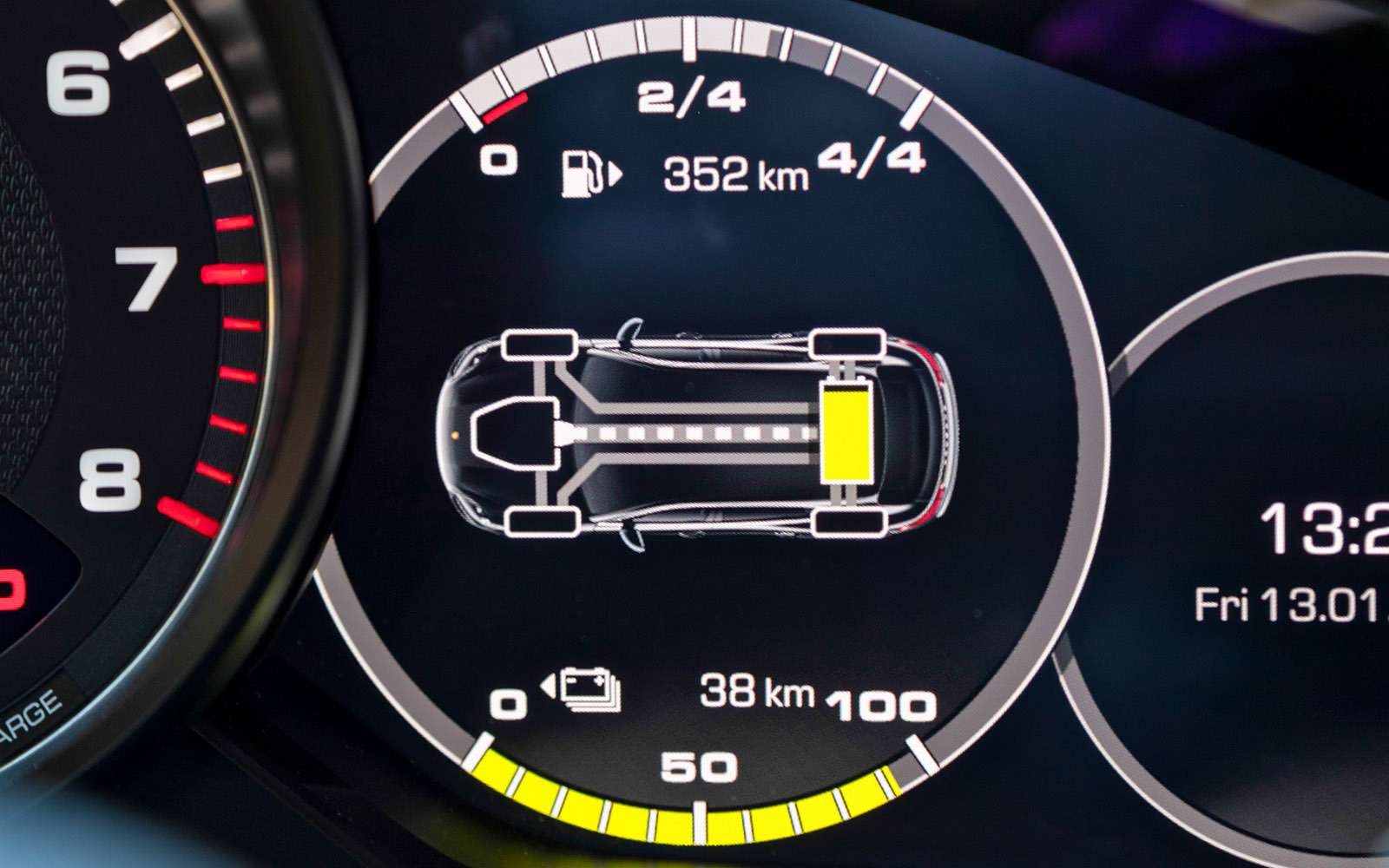 Porsche Panamera 4E-Hybrid: ошпаренный троллейбус— фото 771380