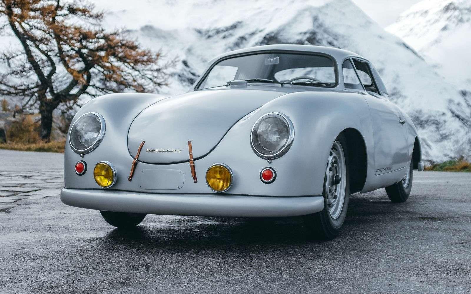 5 самых легких спорткаров Porsche поверсии... Porsche— фото 849424