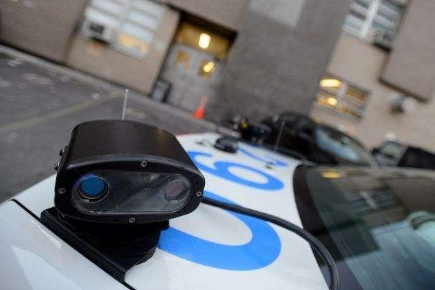 Новый полицейский автомобиль испытывается вНью-Йорке
