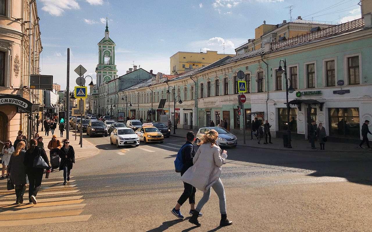 8 заповедей пешеходов— вывсе исполняете?— фото 1263790