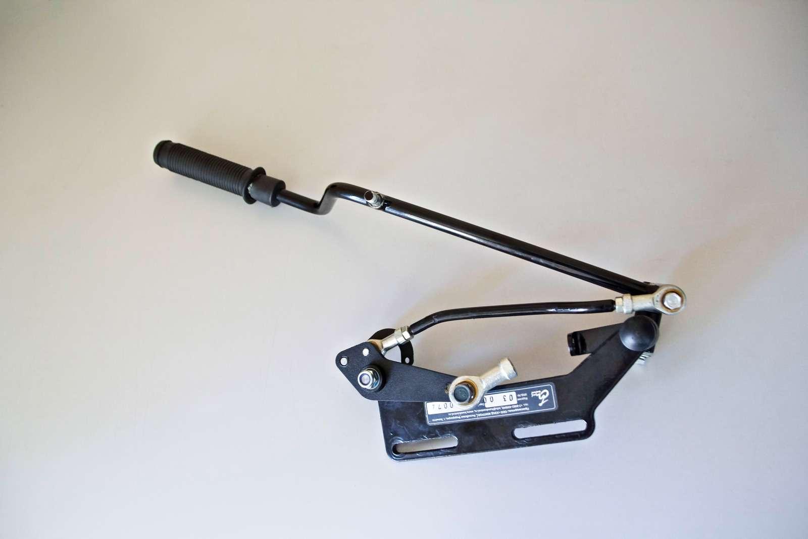 Машины длялюдей сограниченными возможностями: своими руками— фото 609790