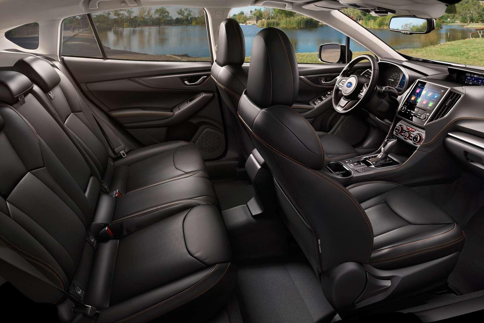 Новый Subaru XVбудет поступать ссоперниками жестко!— фото 717927
