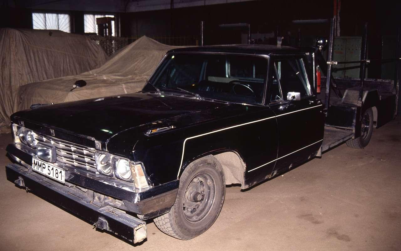 Редкие кадры: вот куда пропадали списанные вСССР лимузины (игрузовики)— фото 1271556