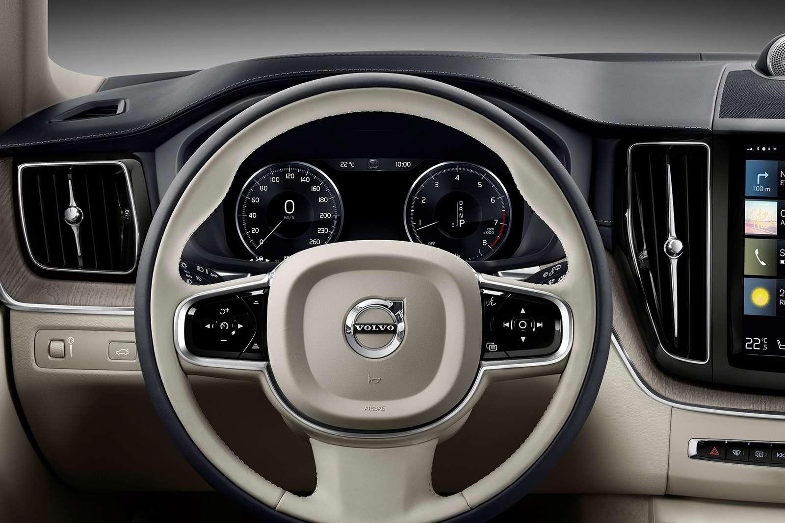 Стали известны двигатели Volvo XC60для России— фото 789739