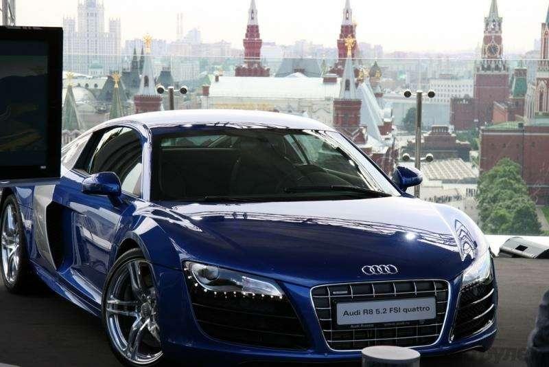 Максимальный Audi (ВИДЕО)— фото 6876