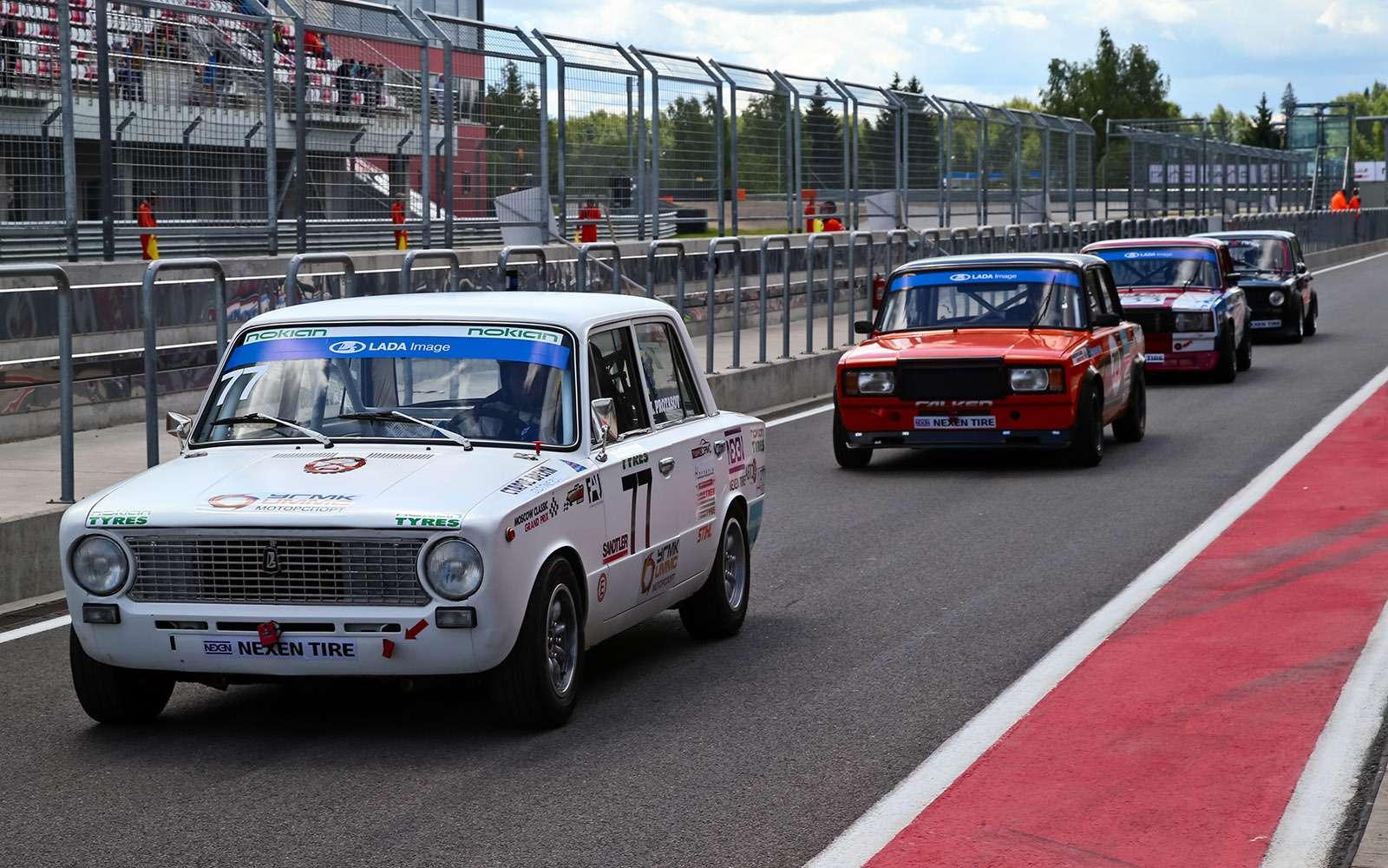 Moscow Classic Grand Prix: порох впороховницах— фото 670475