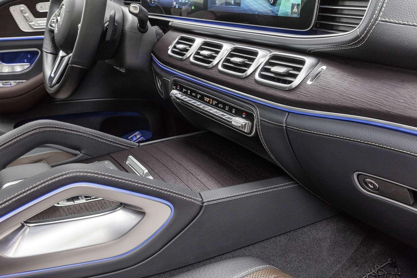 Новый Mercedes-Benz GLE: теперь онумеет подпрыгивать— фото 904188