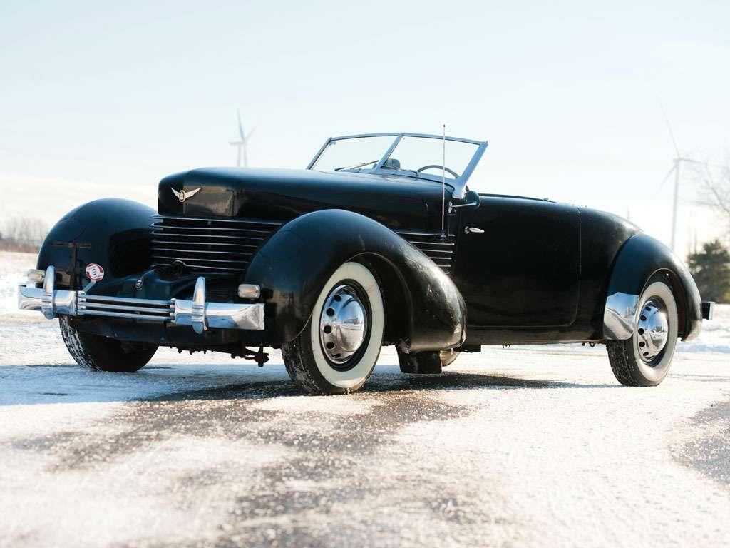 no_copyright_1937 Cord 812 Cabriolet