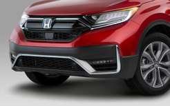Обновленный Honda CR-V: все цены