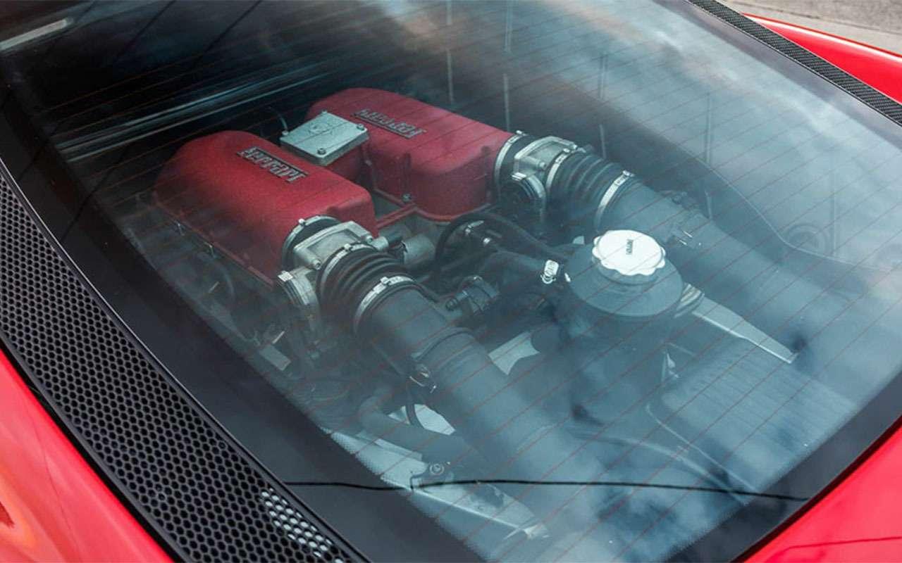 Старый лимузин Ferrari 360 Modena оценили в21млн рублей— фото 1155477