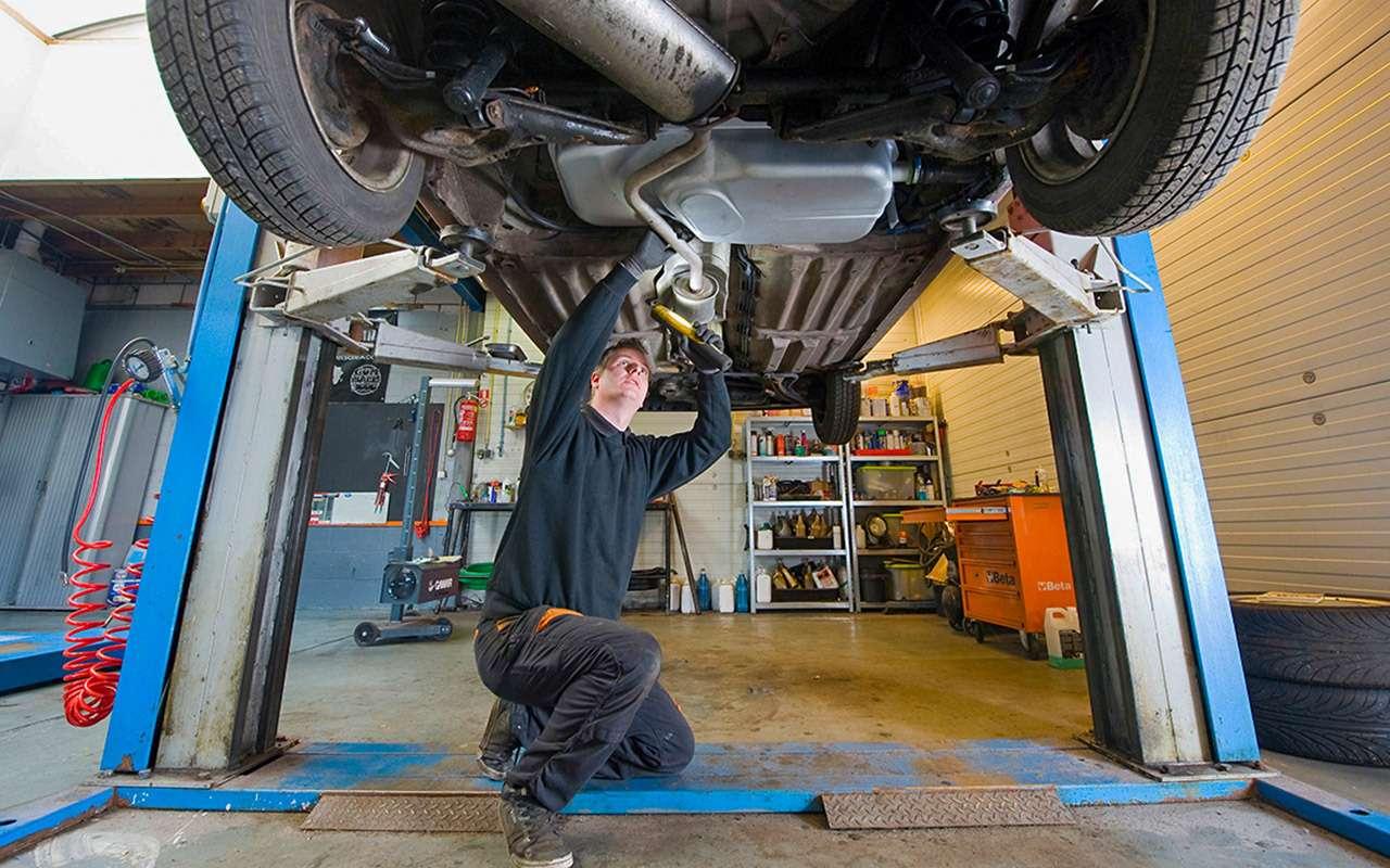 Новый техрегламент: как теперь ремонтировать машину?— фото 1205147