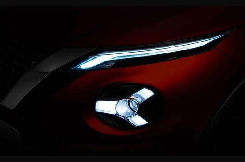 Новый Nissan Juke покажут всентябре