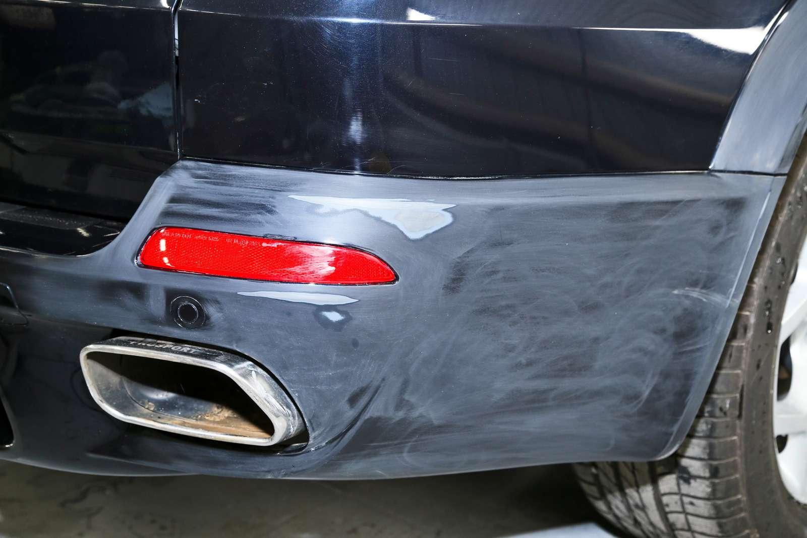Технологии локального кузовного ремонта: ловкость рук— фото 612142