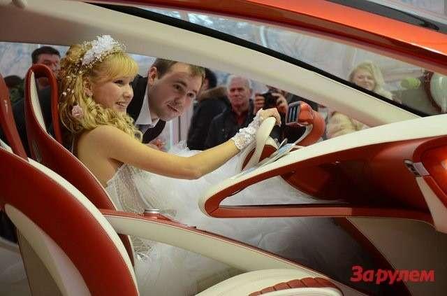 Невесты ввосторге отё-концепта