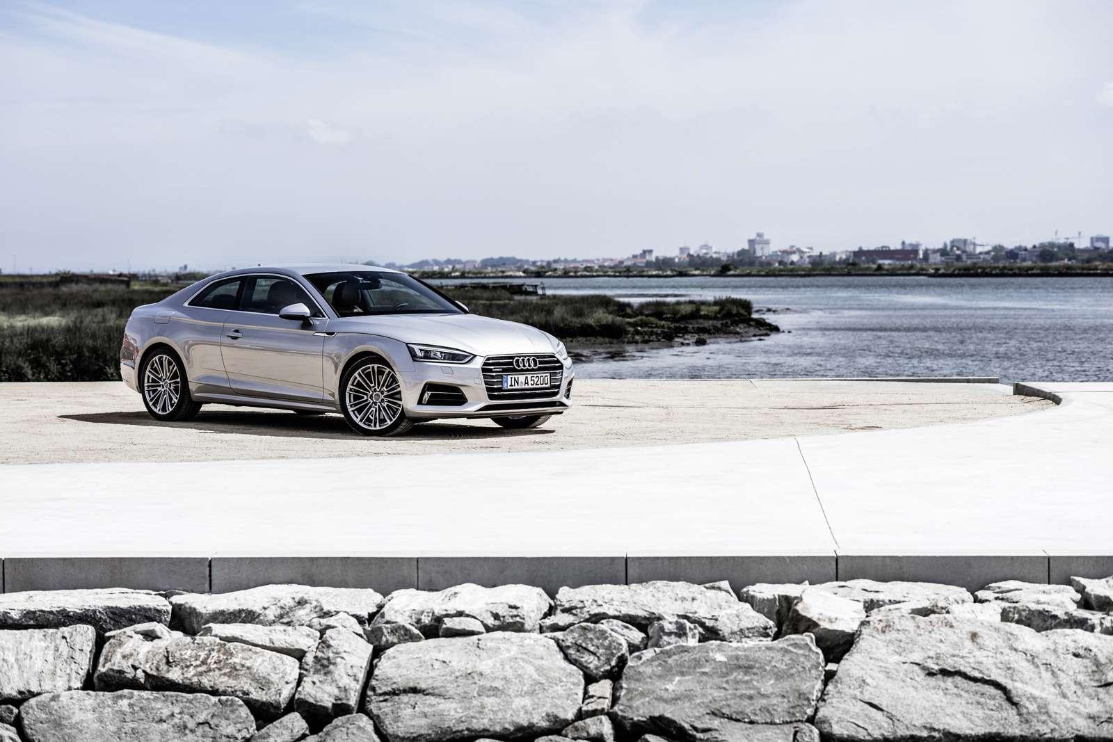 Объявлены цены накупе Audi A5— фото 636628