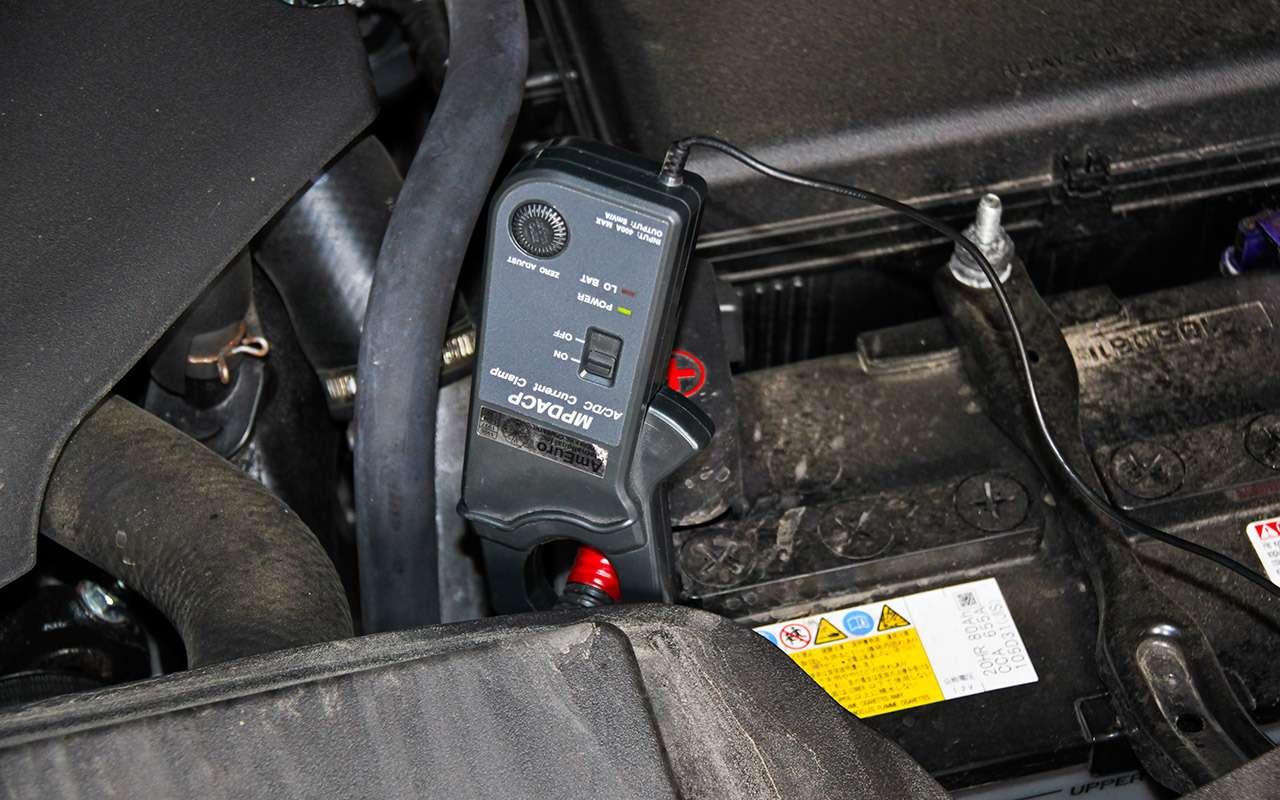 Диагностика дизельных двигателей— исследование ЗР— фото 798465