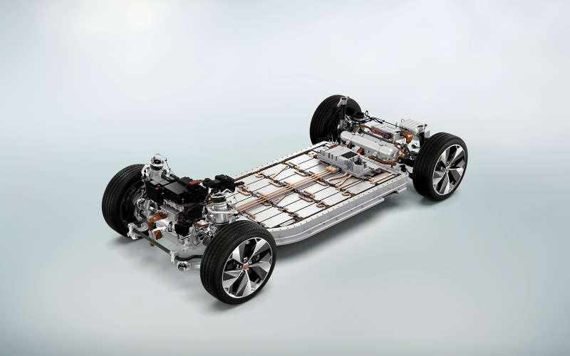 Jaguar I-Pace: первая электрическая «кошка». Ждем вРоссии!