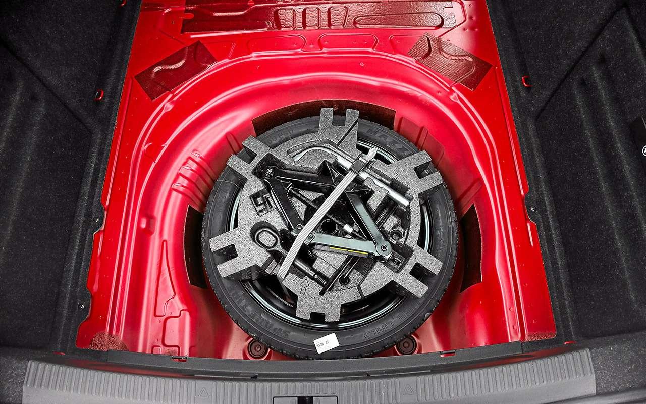 KiaStinger иSkoda Superb: тест быстрых лифтбеков— фото 873230