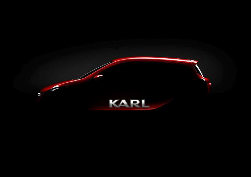 Opel Karl: The new five-door entry-level model expands Opel's small car range