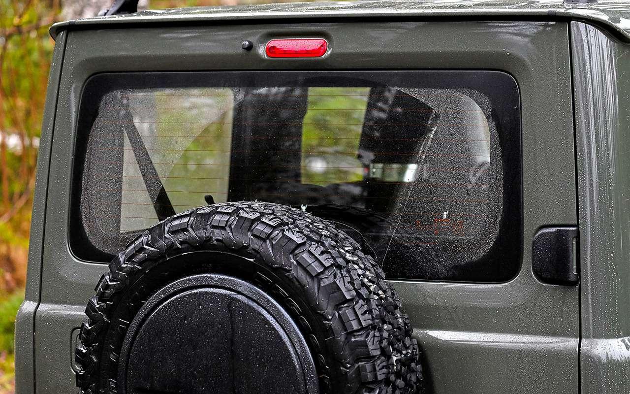 Удовольствия за1,5млн: Kia Soul против Suzuki Jimny— фото 1085643