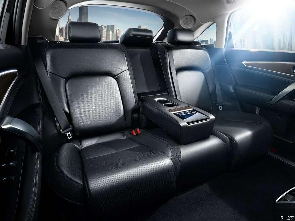 Китайский аванс: представлена серийная версия кроссовера Honda Avancier— фото 608772