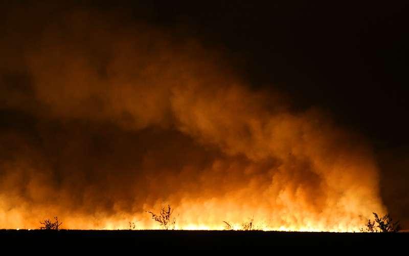 Автопробег «Зарулем», день 3-й: пожар встепи италоны набензин