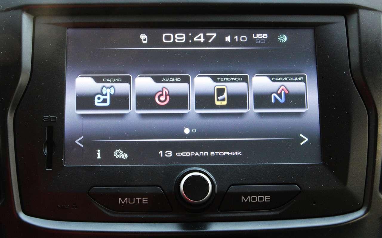 Lada Vesta SWизпарка ЗР: «сарай» судобствами— фото 847565