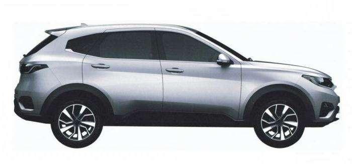 УАЗготовит конкурента Тойоте RAV4. Первая информация