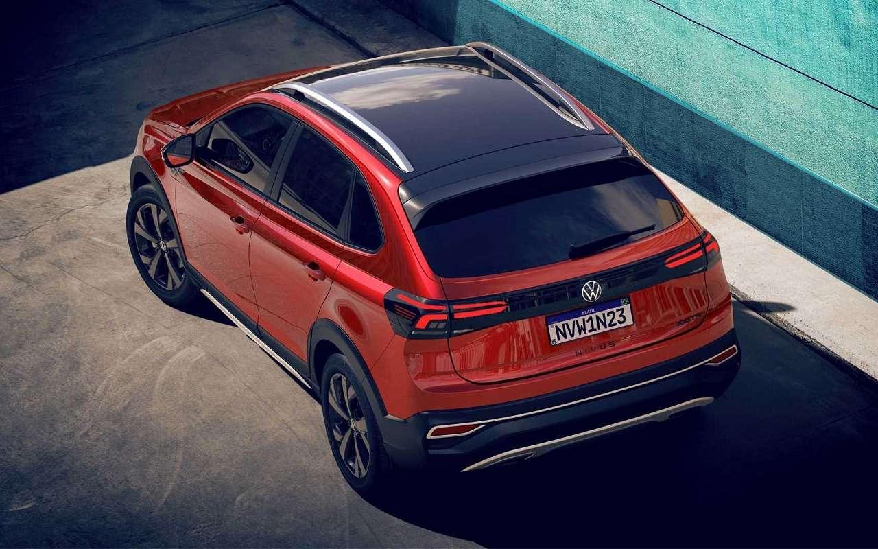 Volkswagen Nivus представлен официально. Ждать лиего вРоссии?— фото 1136755
