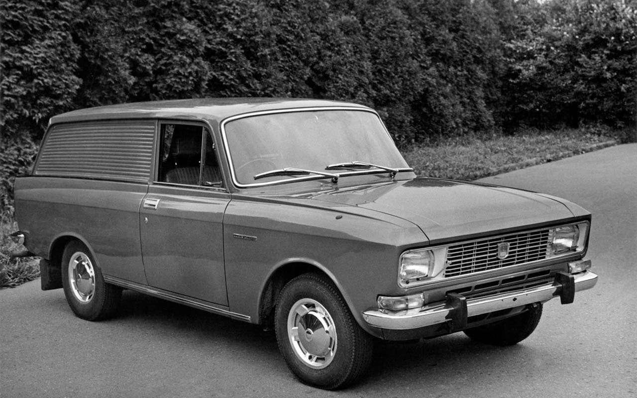 18советских автомобилей справым рулем— итакое было!— фото 980929